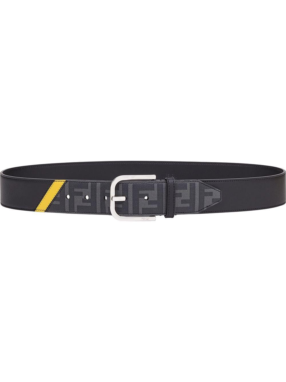 FENDI- Belt- Man- 95 - Black