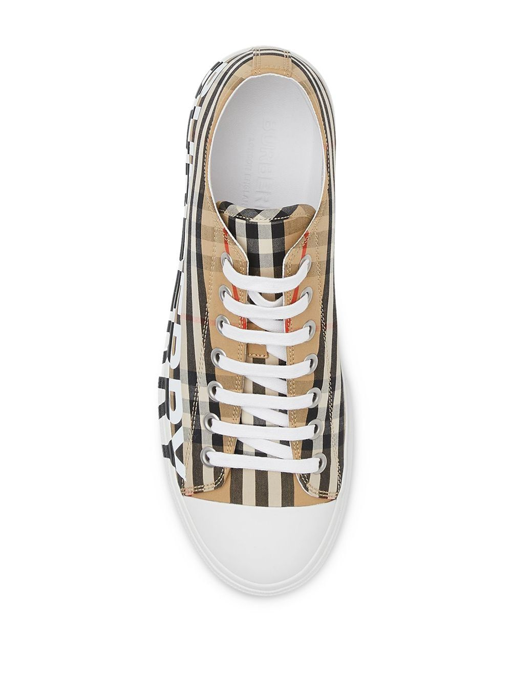 Sneaker in cotone - Burberry