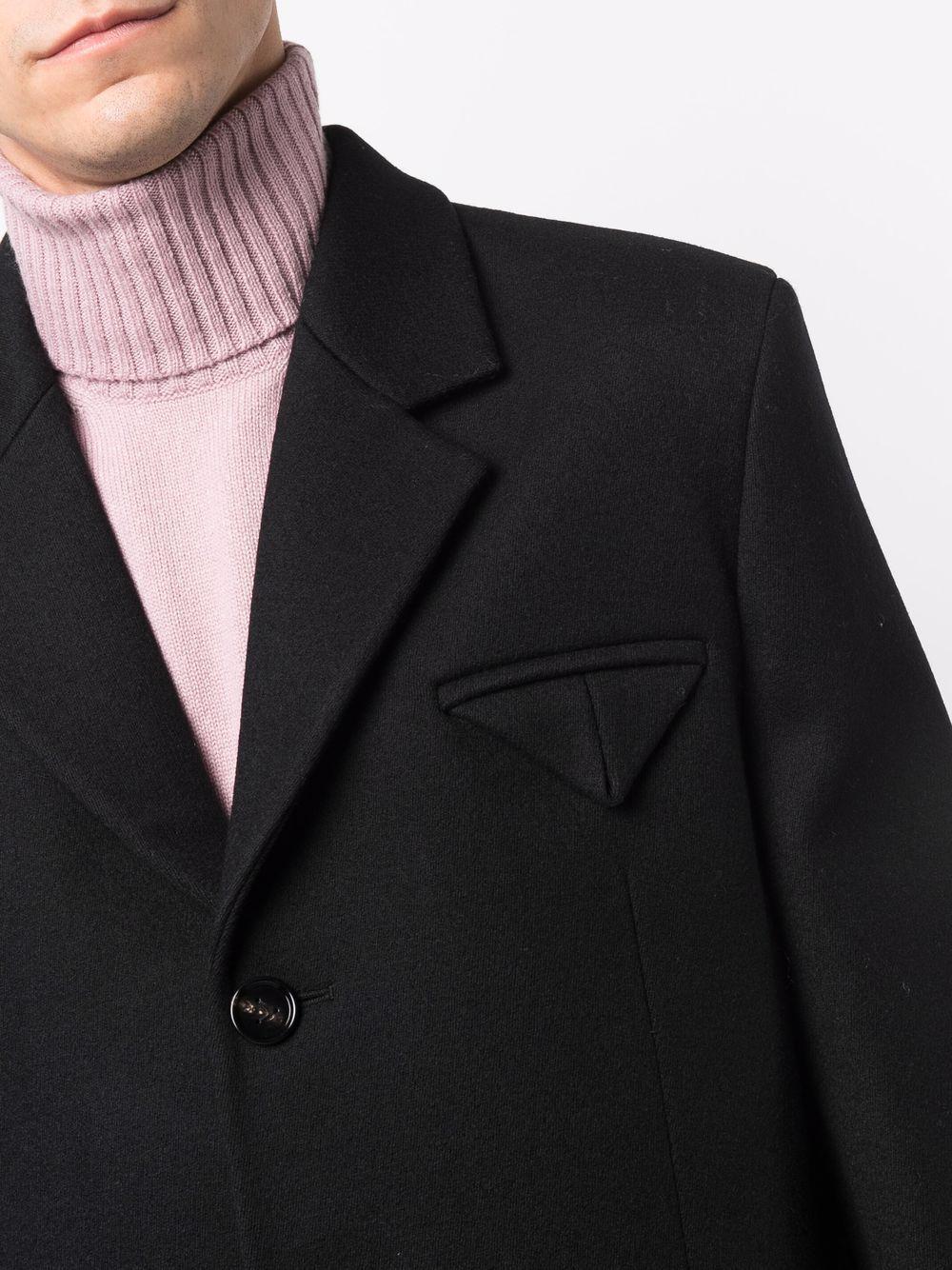 Cappotto in lana - Bottega Veneta
