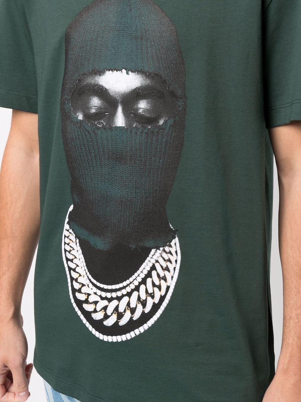 Ih nom uh nit t-shirt e polo verde - Ih Nom Uh Nit