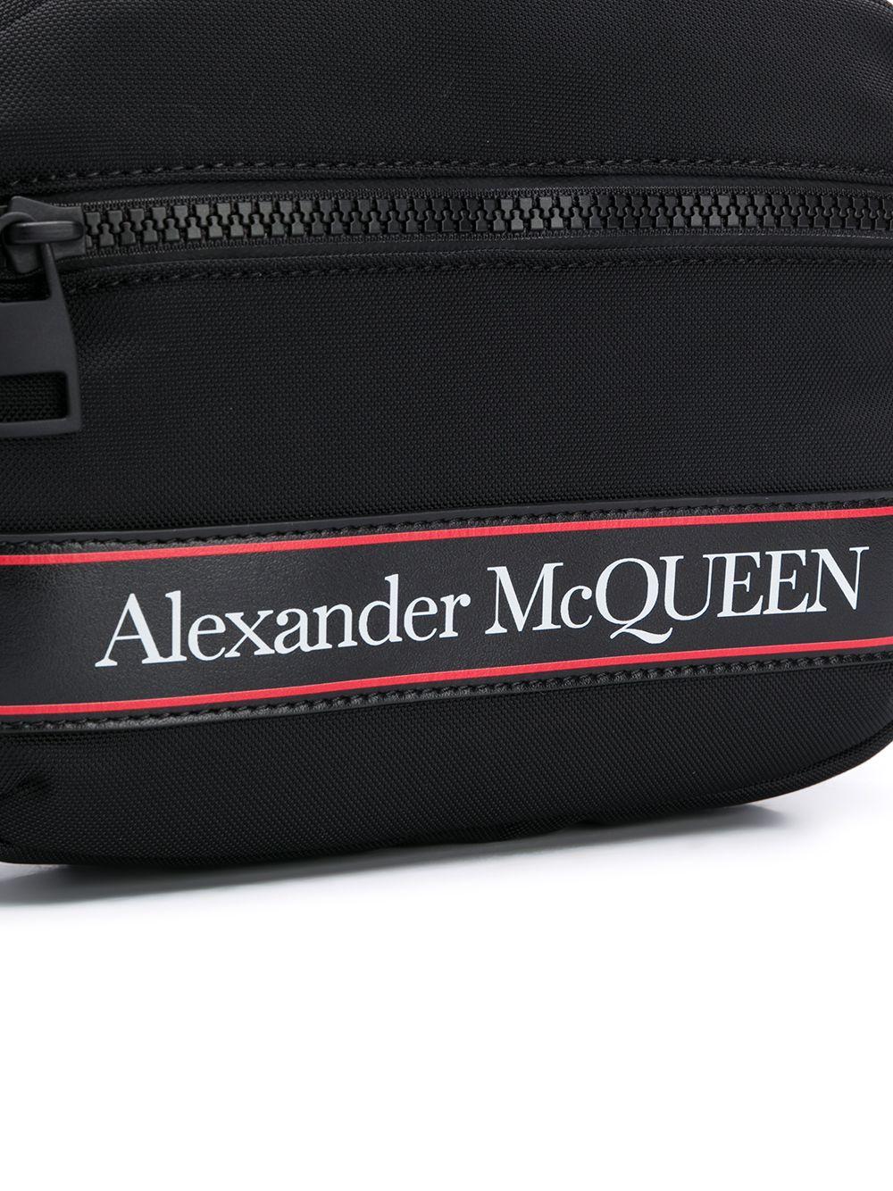 Marsupio logo - Alexander Mcqueen