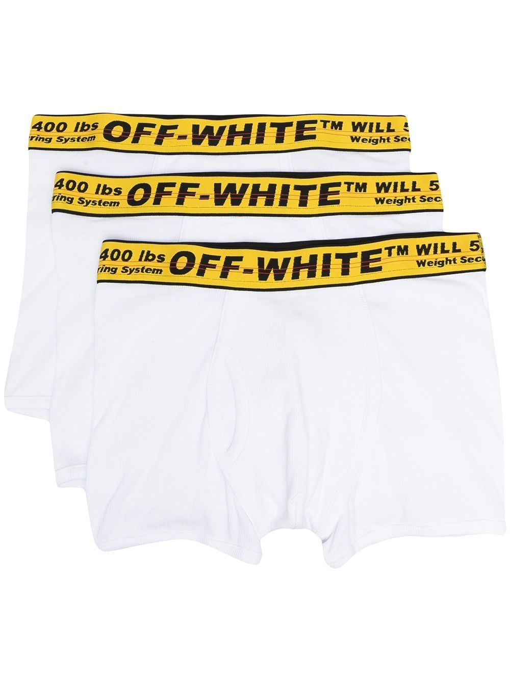 Boxer classic industrial - Off White