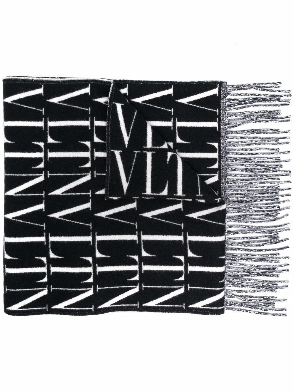 Sciarpa in cashmere - Valentino Garavani