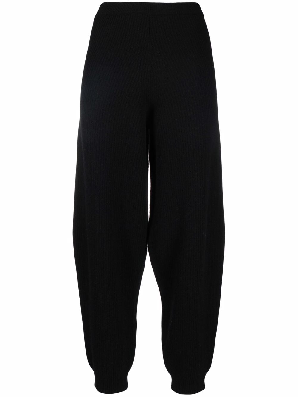 SEMICOUTURE- Elisee Wool Trousers- Woman- Xs - Black