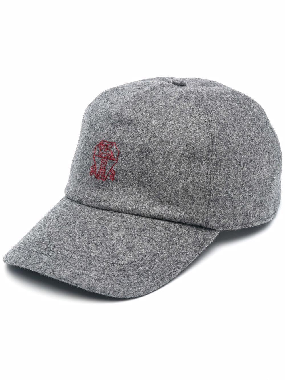 cappello in lana - Brunello Cucinelli
