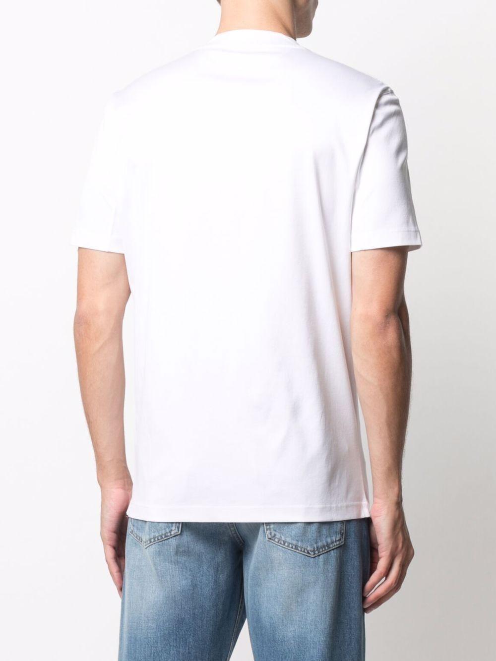 T-shirt in cotone - Brunello Cucinelli
