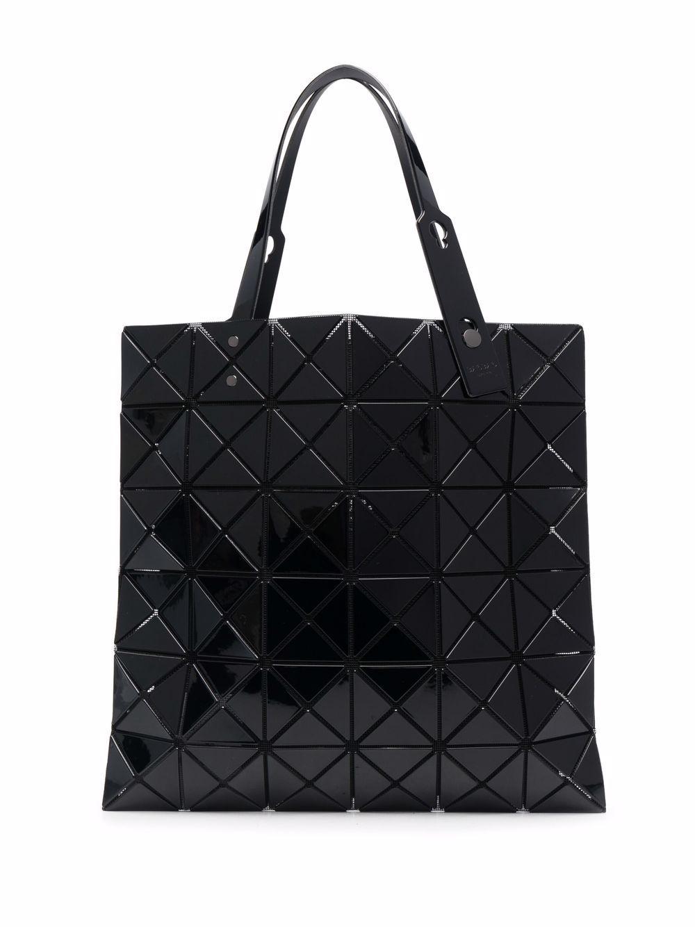 BAOBAO ISSEY MIYAKE- Lucent Tote Bag- Woman- Uni - Black