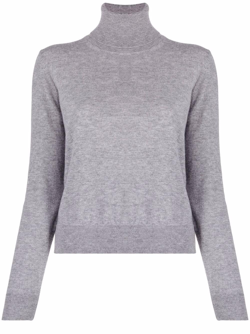 MAISON MARGIELA- Maison Margiela Sweaters Grey- Woman- S - Grey