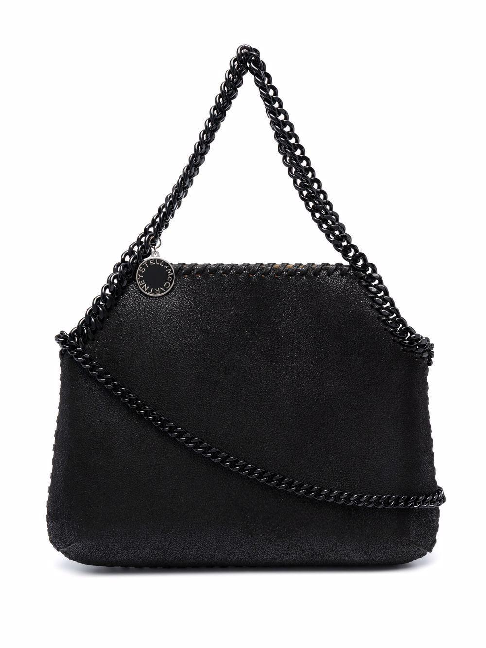 STELLA MCCARTNEY- Falabella Shoulder Bag- Woman- Uni - Black
