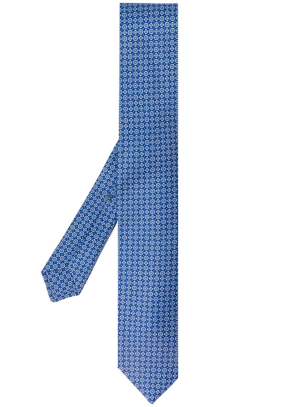 Borrelli cravatte blu