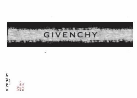 Givenchy sciarpe nero