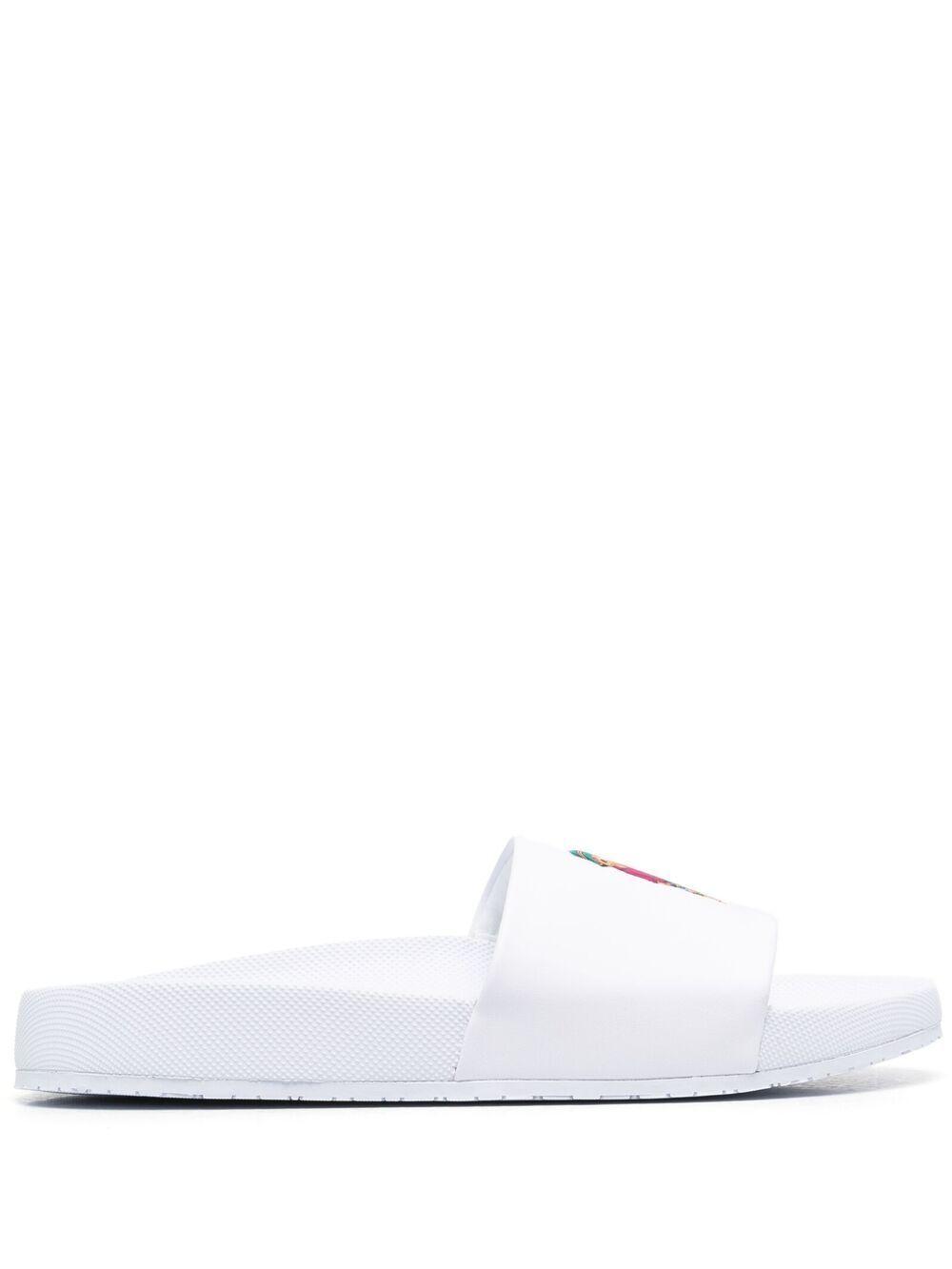 Ralph lauren sandali bianco