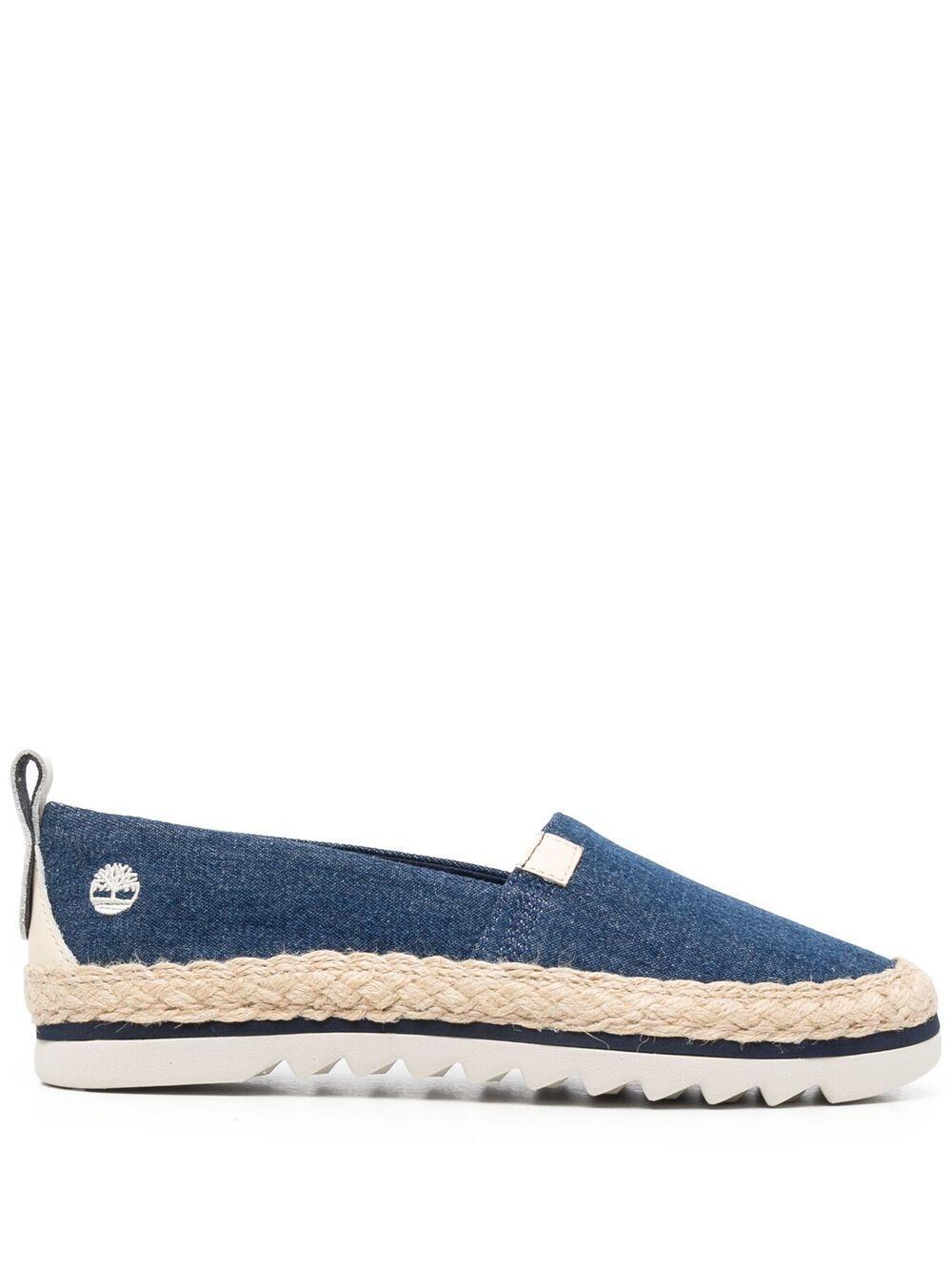 Timberland scarpe basse denim