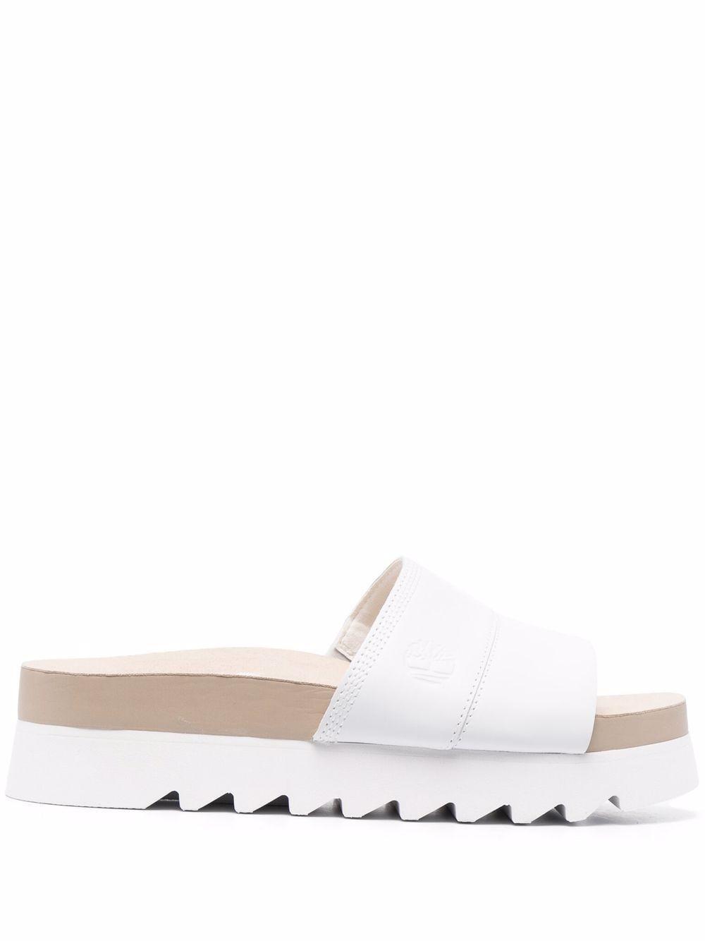 Timberland sandali bianco