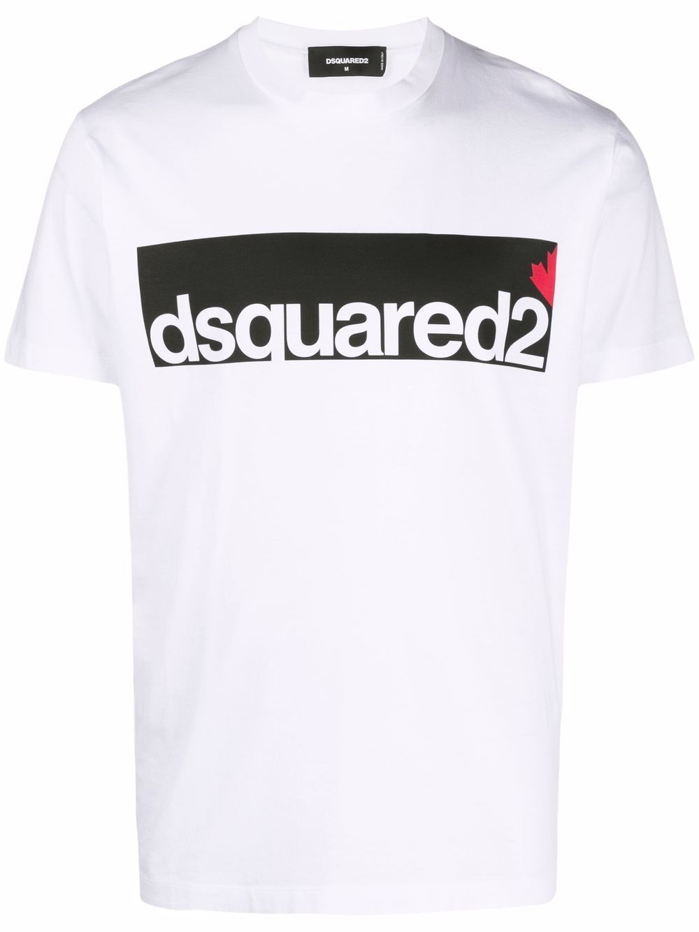 Dsquared2 t-shirt e polo bianco