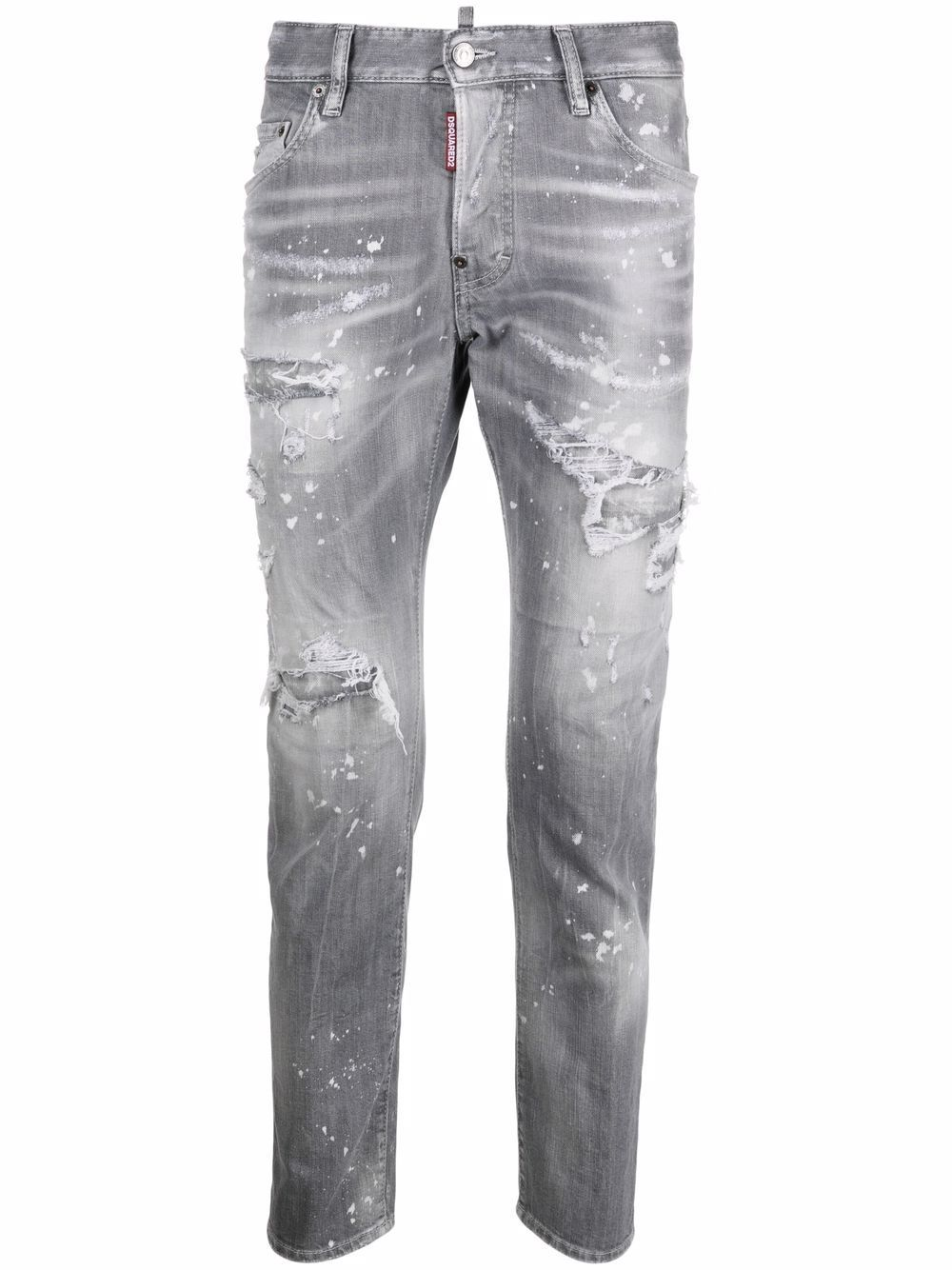 Dsquared2 jeans grifio