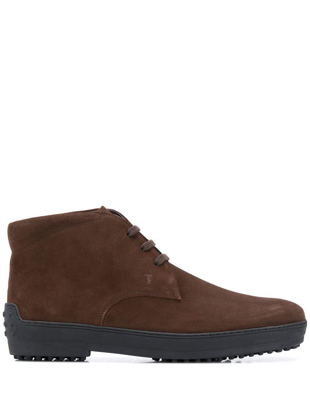 Tod's stivali marrone