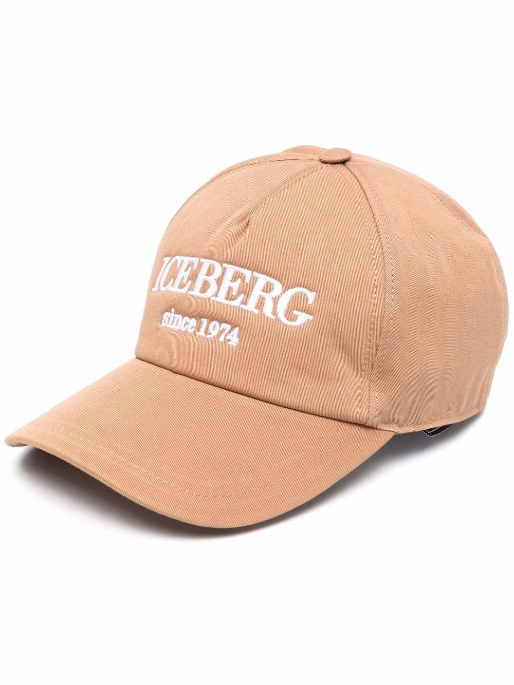 Iceberg cappelli cammello
