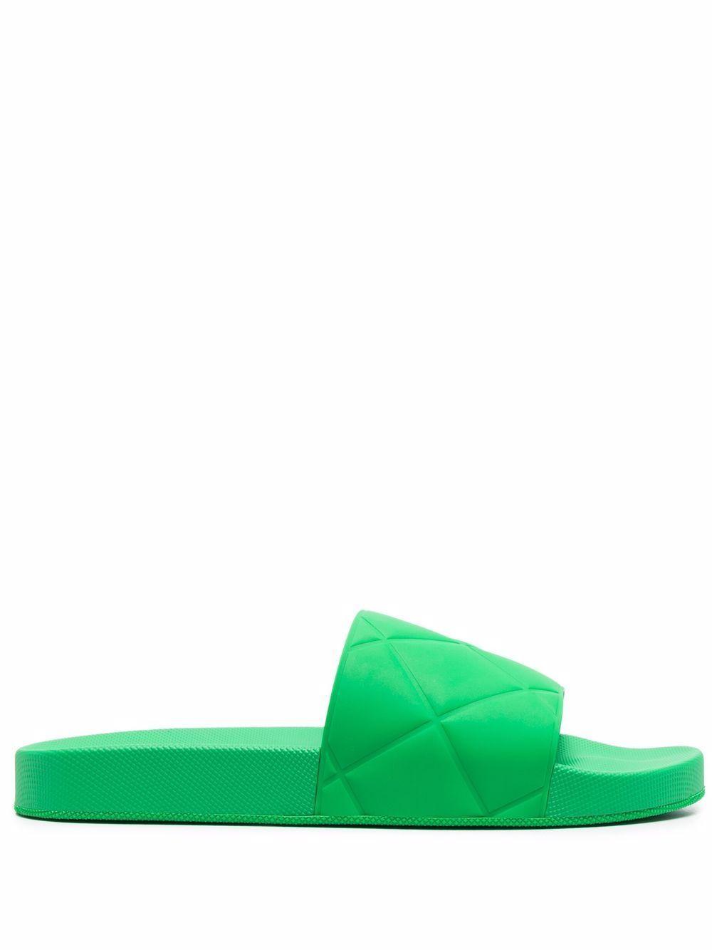 Bottega veneta sandali verde