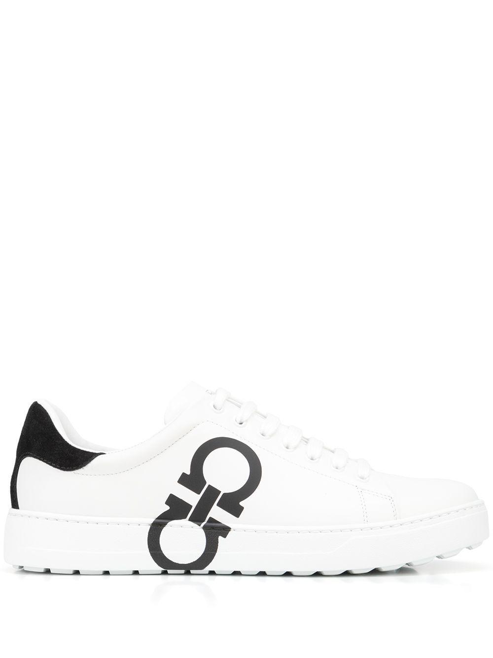 Salvatore ferragamo sneakers bianco