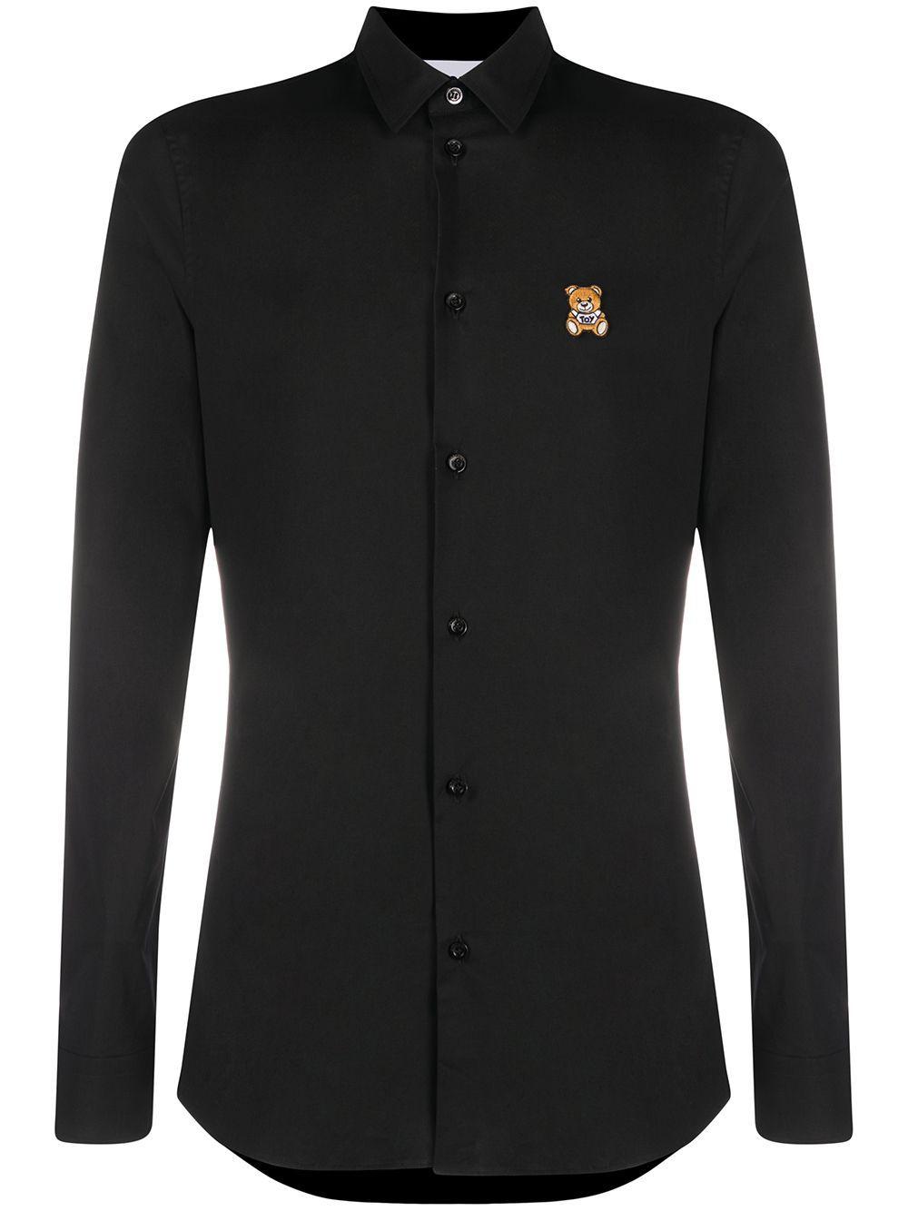 Moschino camicie nero