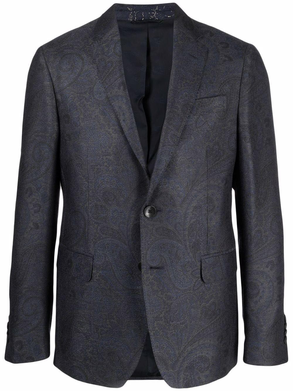 Etro giacche nero