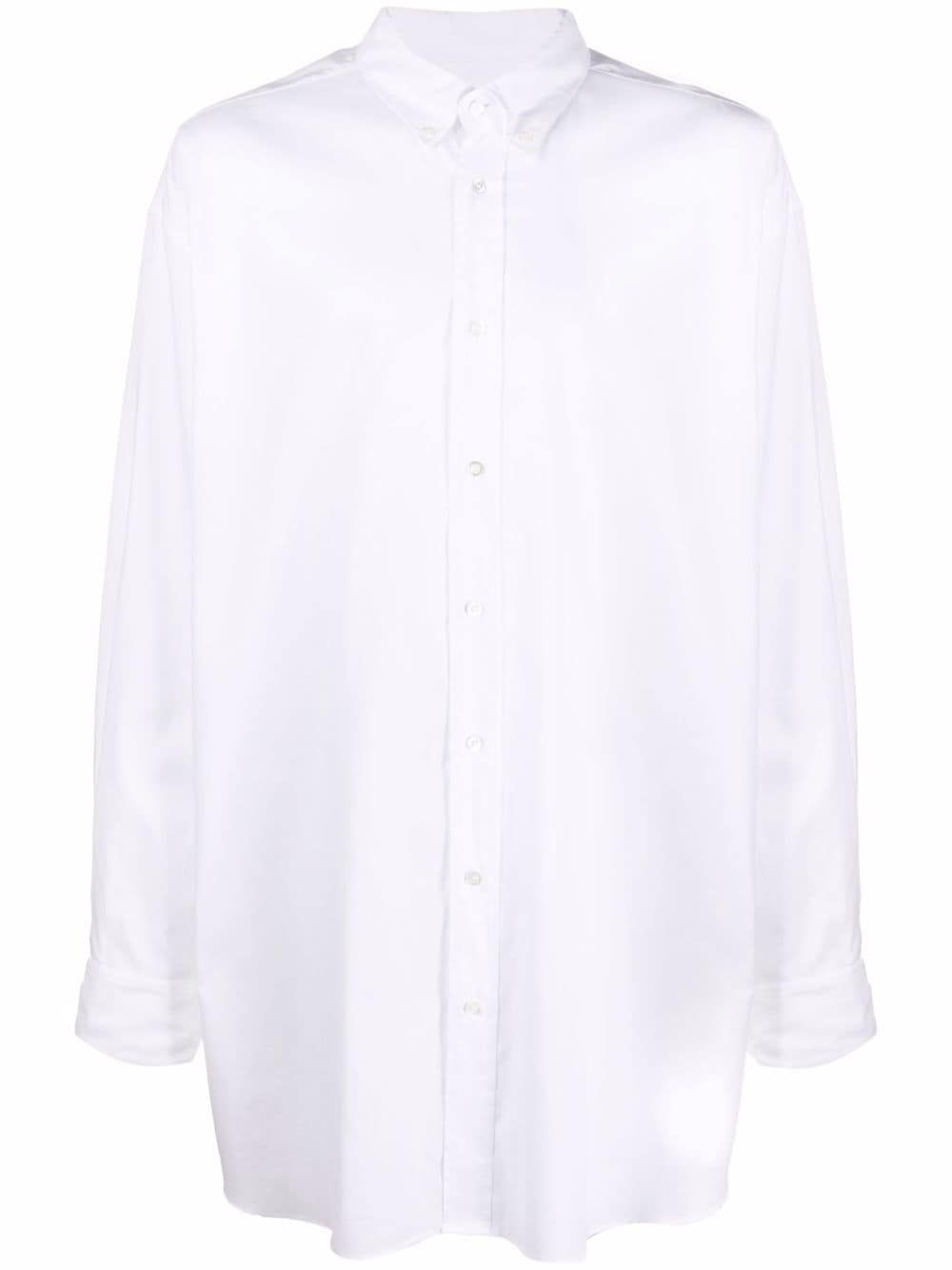 Maison margiela camicie bianco