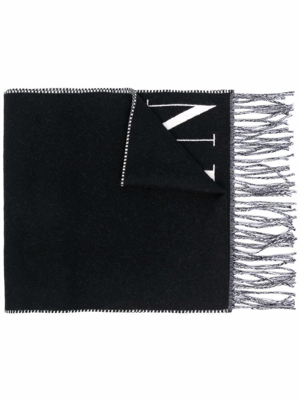 Sciarpa in lana-cashmere