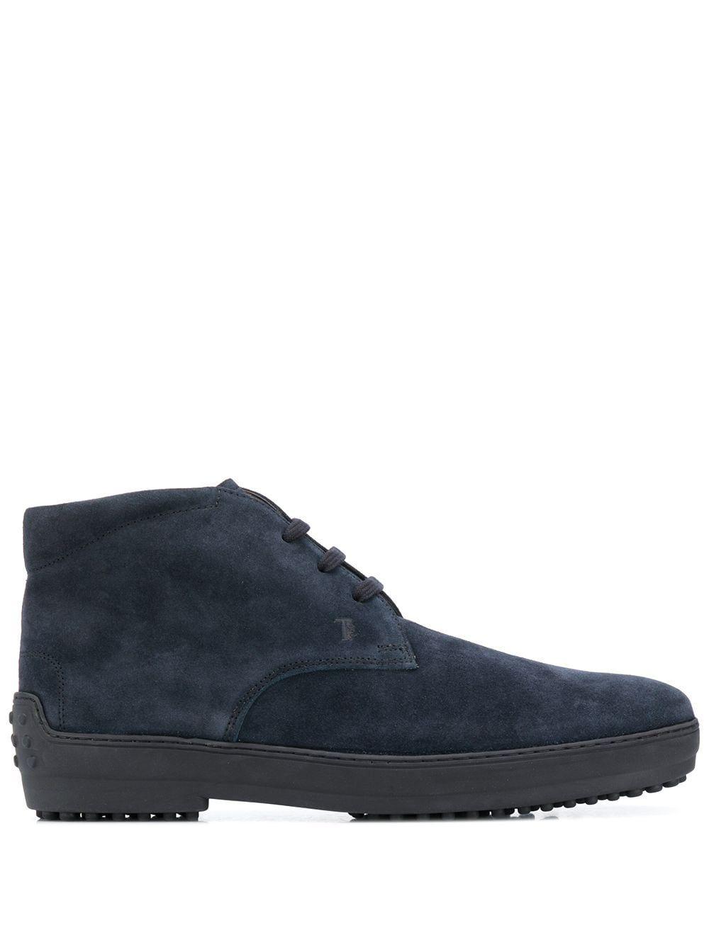 Tod's stivali blu