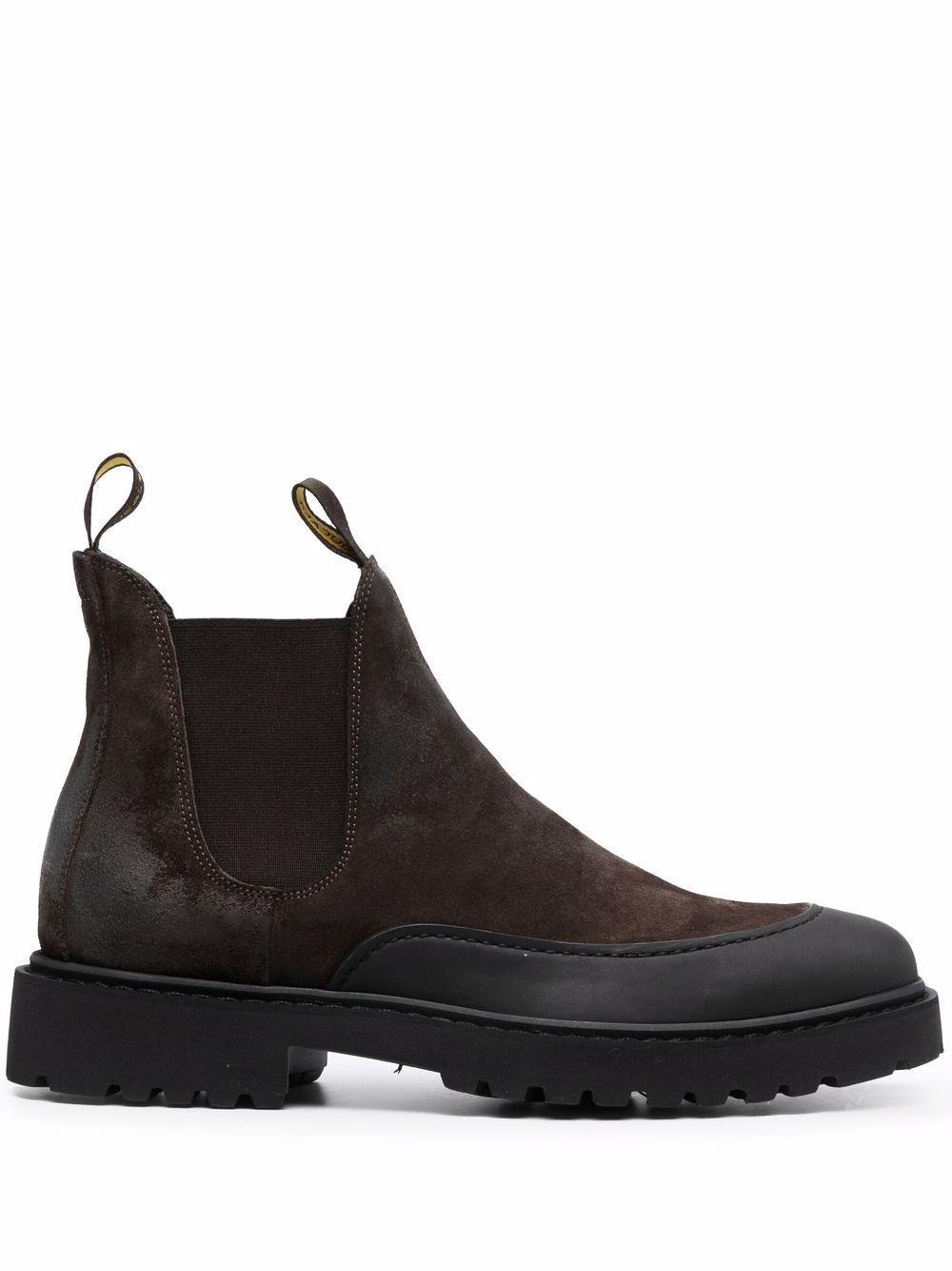 Doucal's stivali marrone