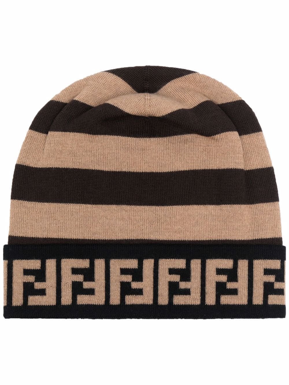 Fendi cappelli marrone