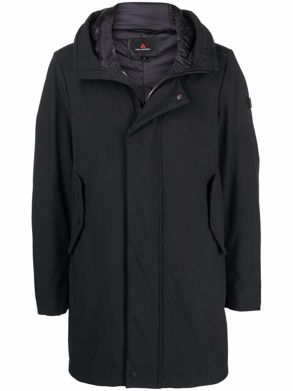 Peuterey giacconi nero