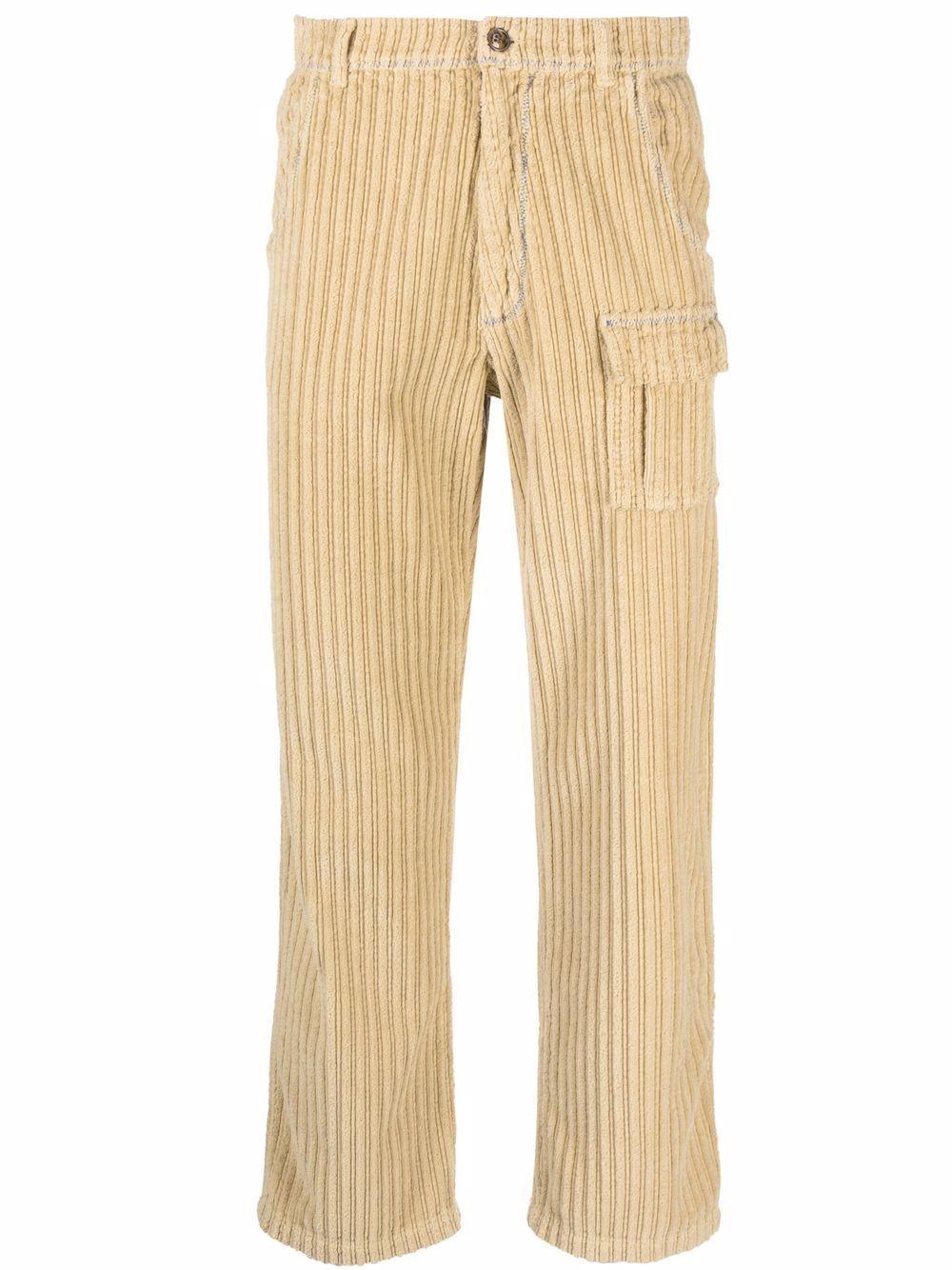 Erl pantaloni beige