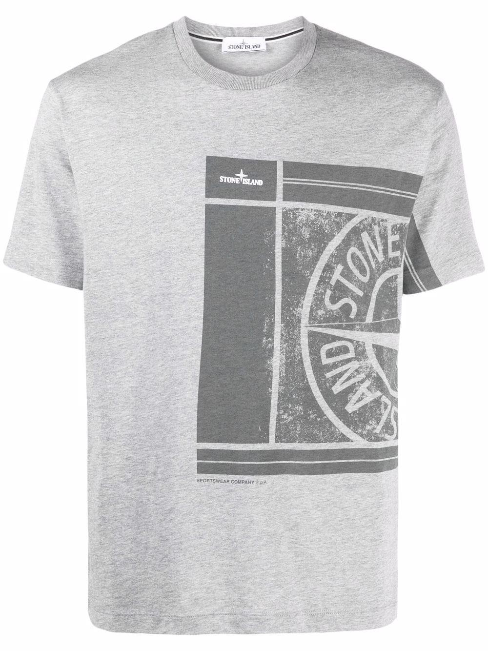 Stone island t-shirt e polo grigio
