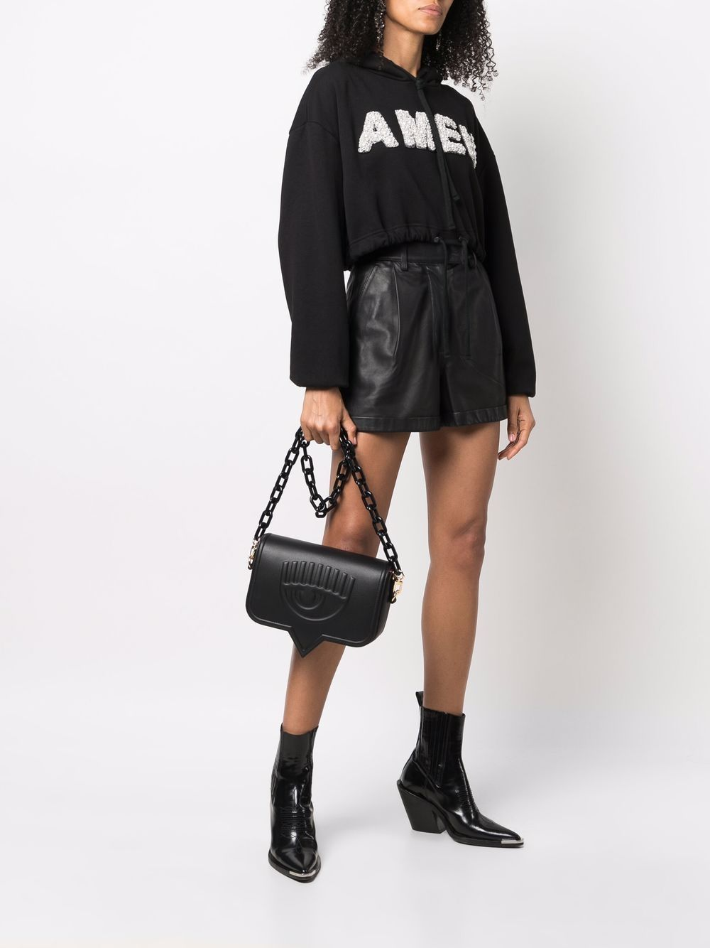 Chiara ferragni bags.. black