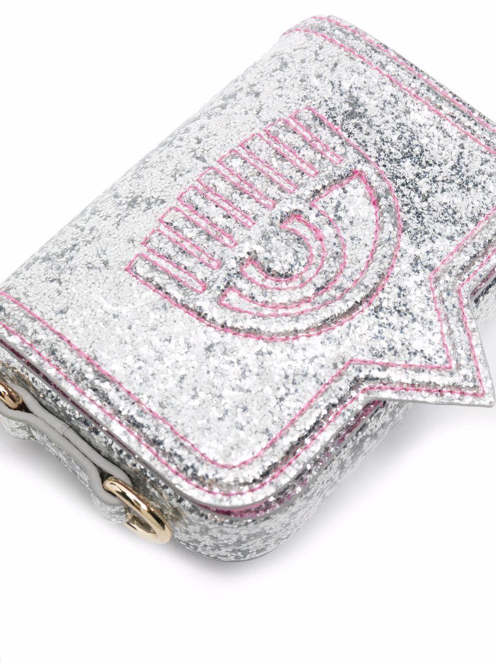 Chiara ferragni bags.. silver