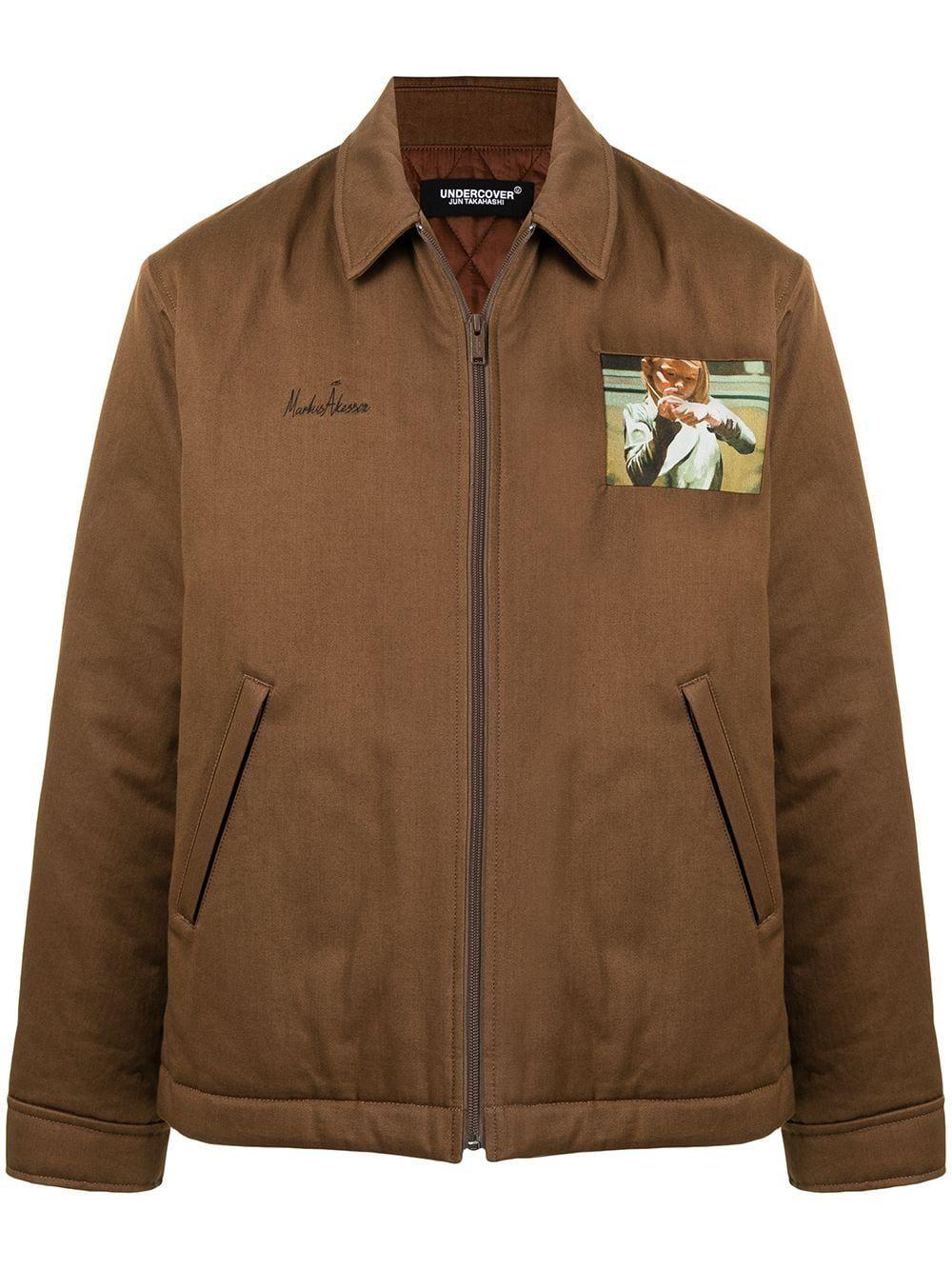 Undercover giacconi marrone