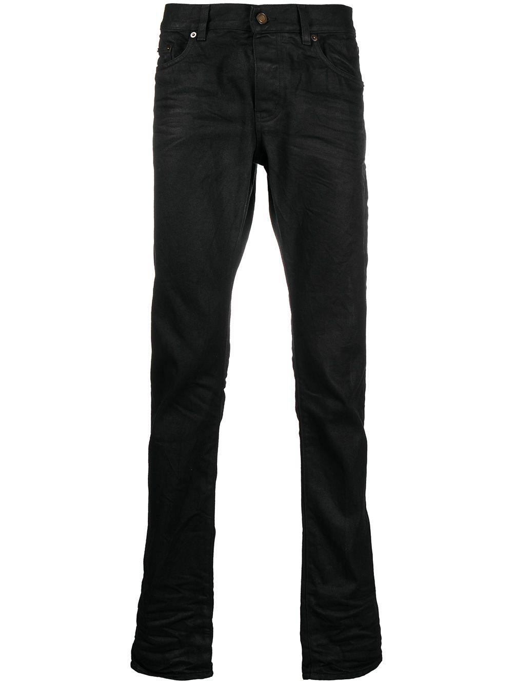 Saint laurent  jeans nero