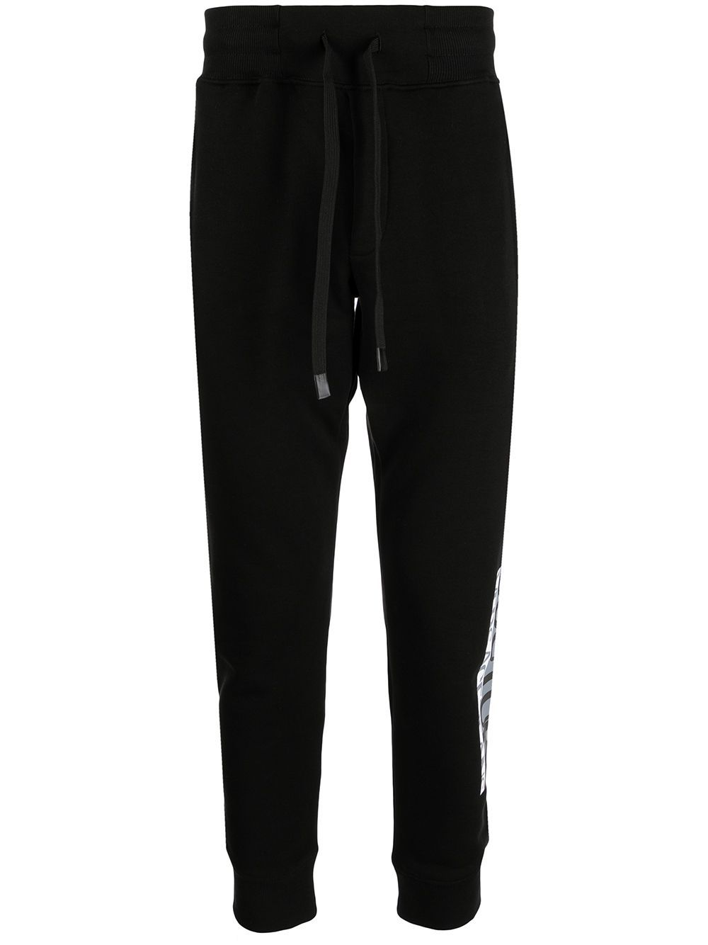 Versace jeans couture pantaloni nero