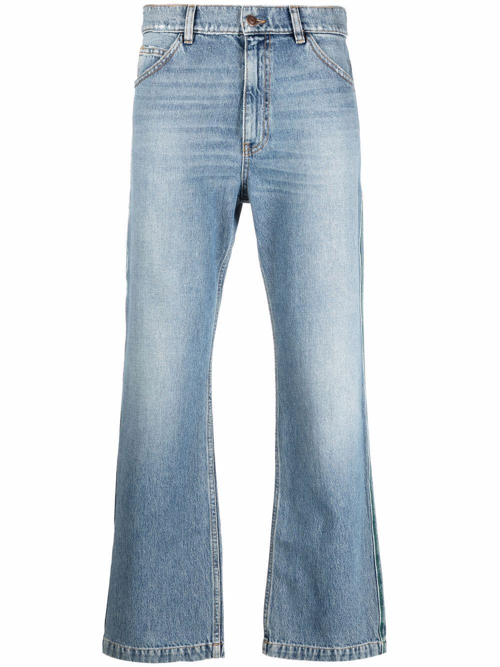 Erl jeans blu
