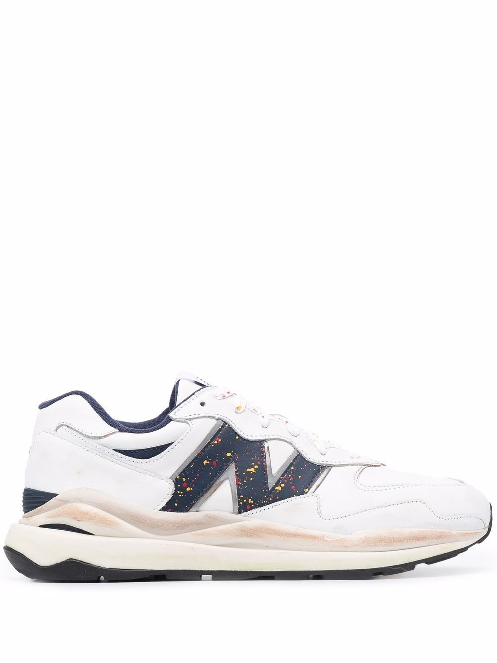 New balance sneakers bianco