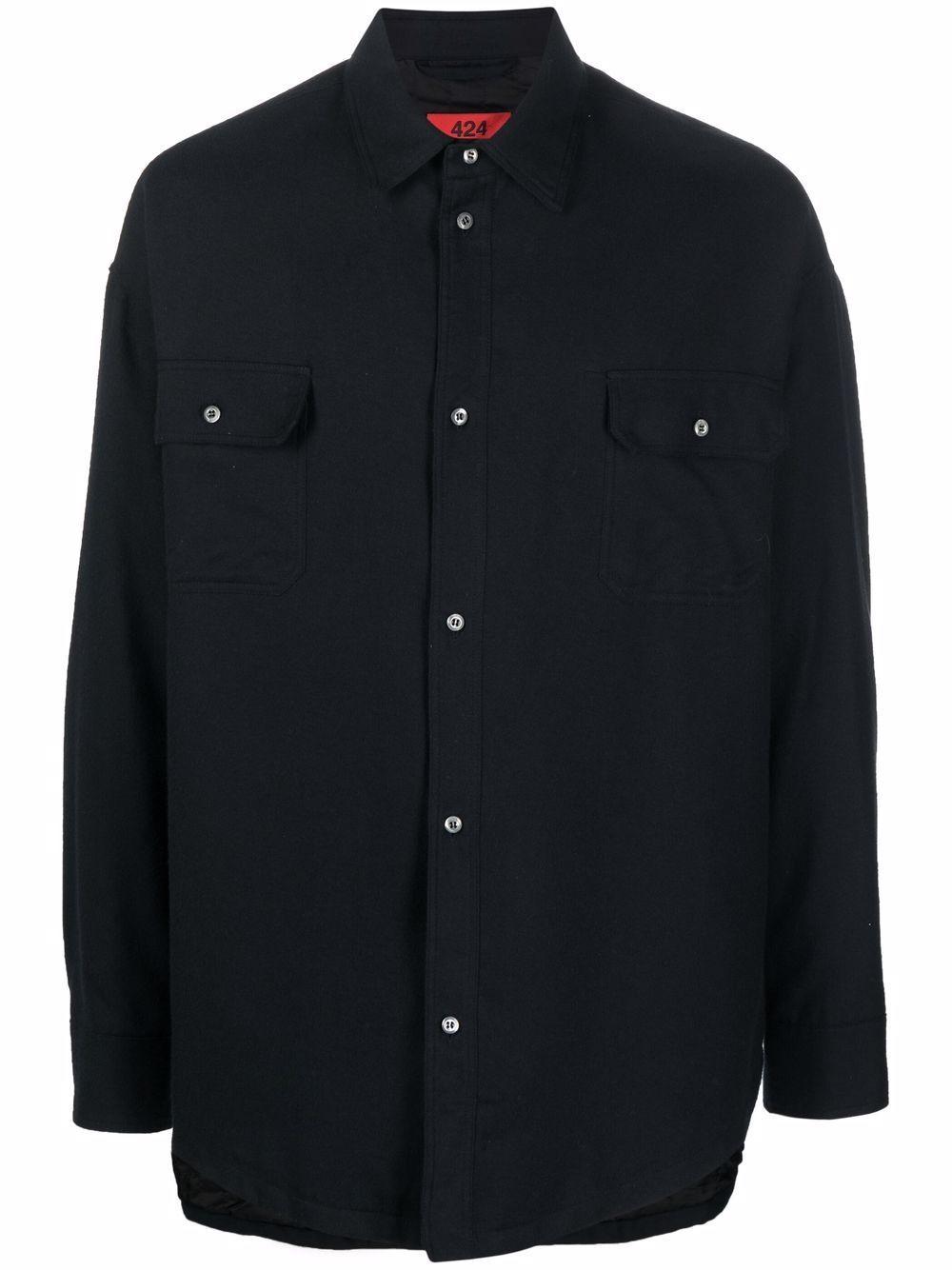 Camicia imbottita