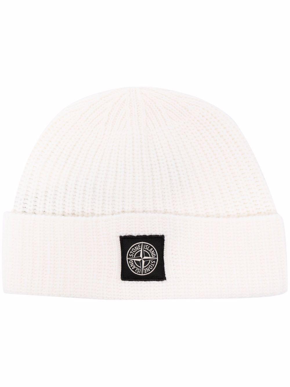 Stone island cappelli bianco