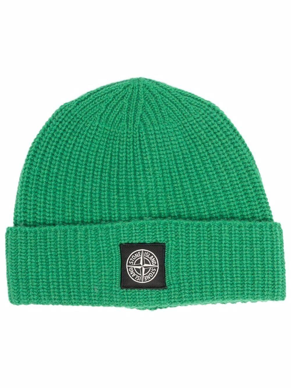 Stone island cappelli verde