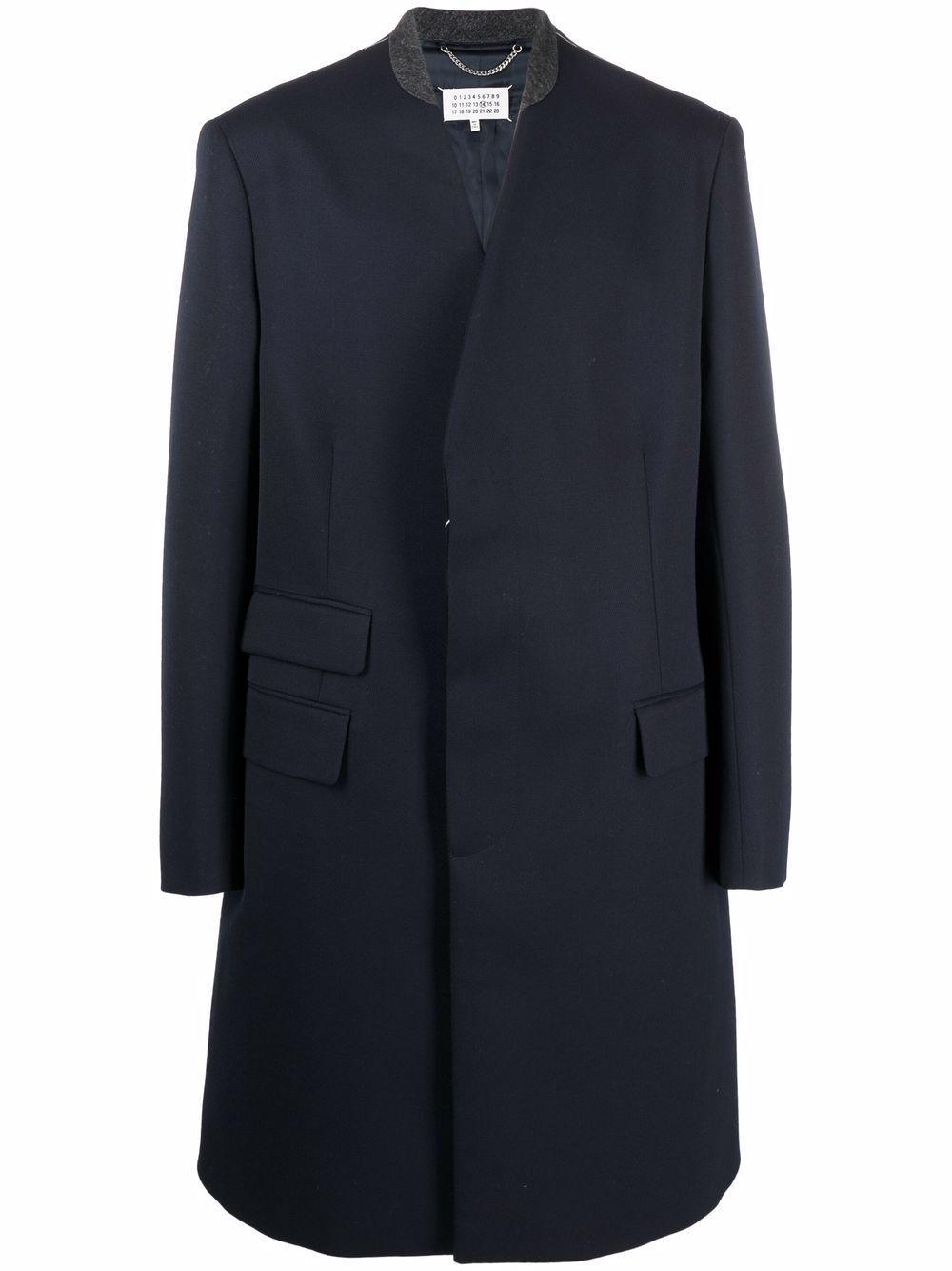 Maison margiela giacconi blu