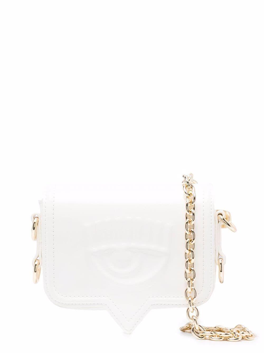 Chiara ferragni bags.. white