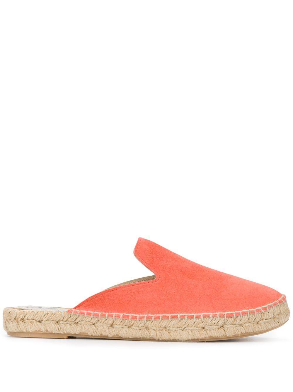 Manebi scarpe basse arancio