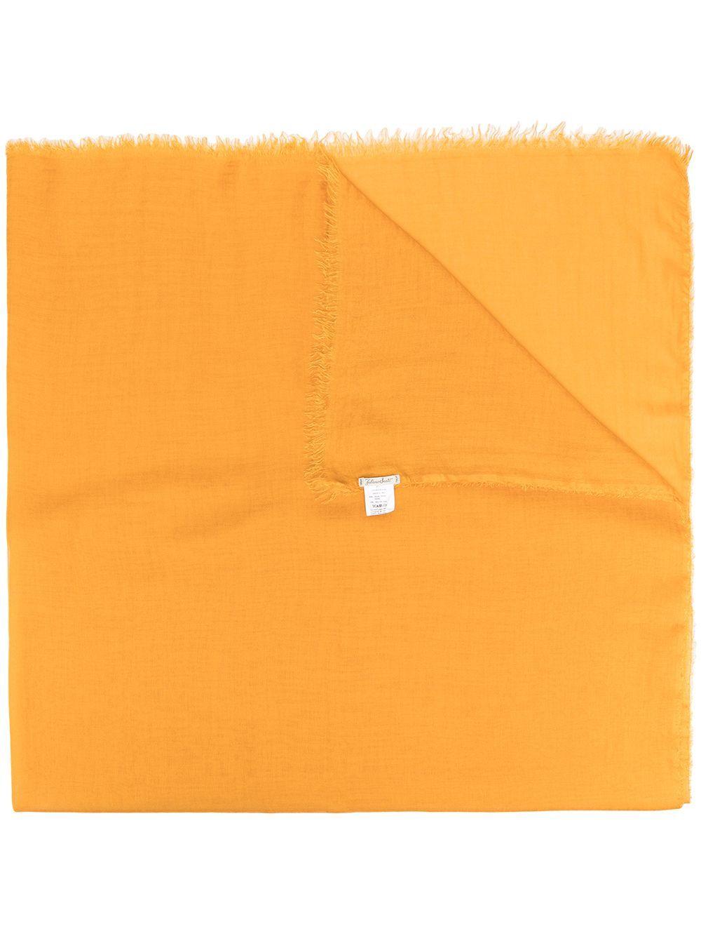 Tobia silk blend stole