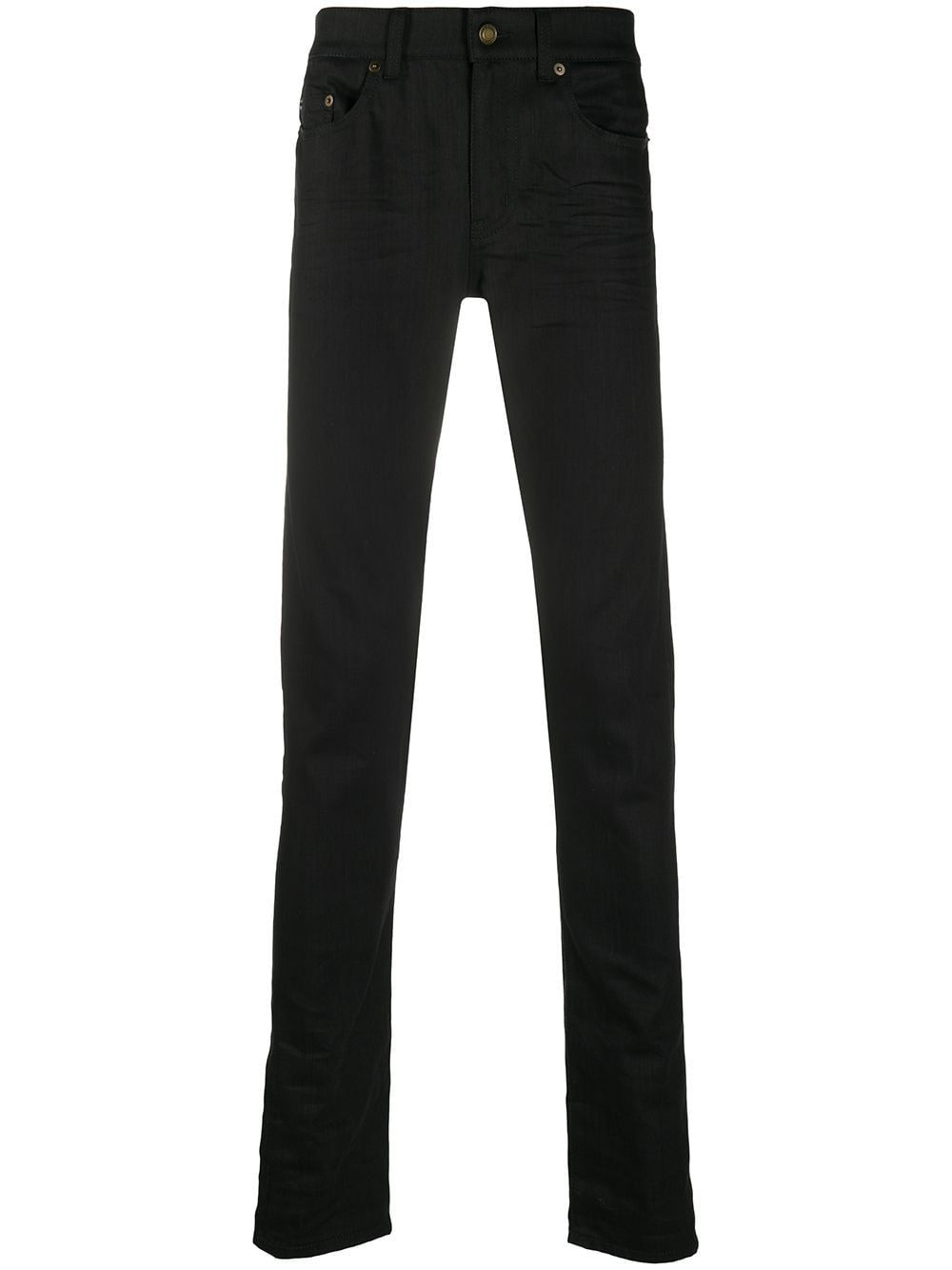 Jeans skinny fit in cotone