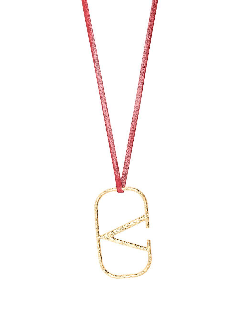 Vlogo necklace
